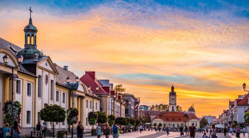 Białystok – tu żyje się najlepiej